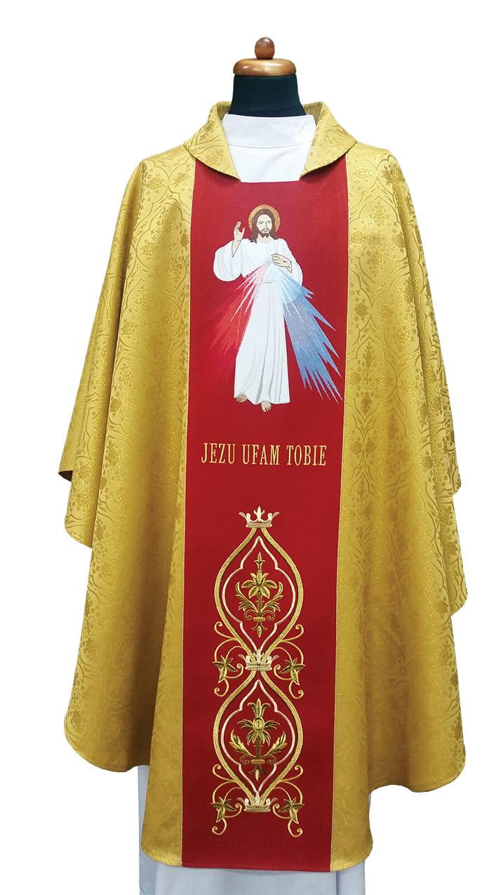 Znalezione obrazy dla zapytania ORNAT JEZU UFAM TOBIE