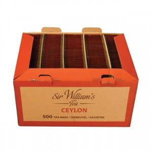 Herbata Sir william's Tea Ceylon (500 szt.) (SWT001)