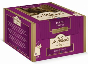 Herbata Sir William's Forrest Fruits (50 saszetek) - SWW002