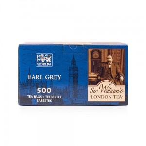 Herbata Sir William's London Earl Grey 500 szt. SWLEG1