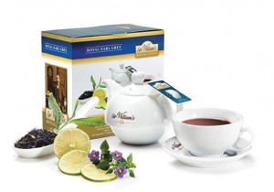 50 herbat Sir Williams - Royal Earl Grey (SW5002)
