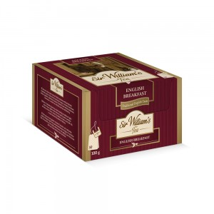 Czarna Herbata Sir William's Tea English Breakfast 50 Saszetek (SWW011)